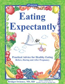eating expectantly