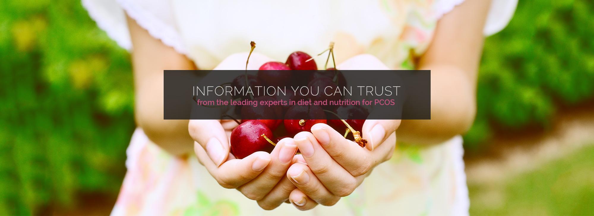 Home - PCOS Nutrition Center