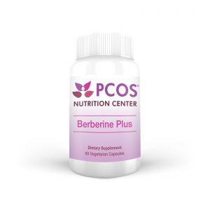 Berberine Plus V bottle