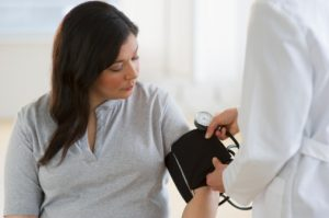 Magnesium and high blood pressure