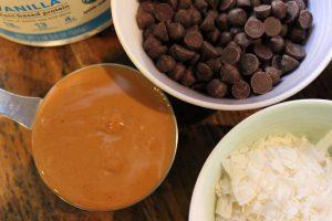 Peanut butter chocolate chip bites