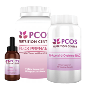 Preconception PCOS Bundle