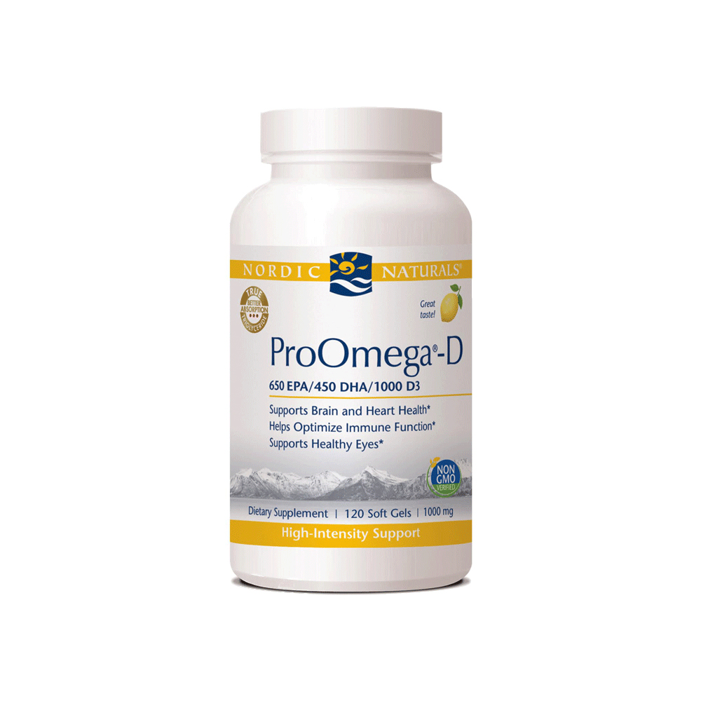 Nordic Natural Fish Oil Pro Dha