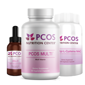 PCOS Nutrition Center MULTI Core Bundle
