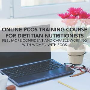 online pcos training course dietitian